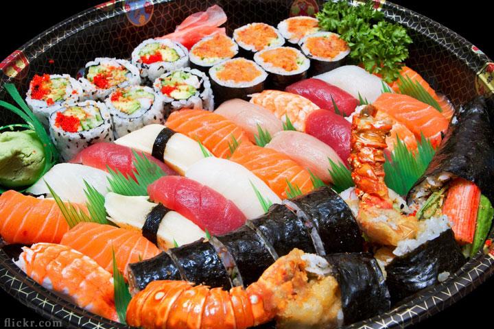 Mal di sushi: allarme sindrome Sgombroide a Milano